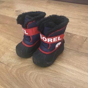 Baby/toddler Sorel snow boots
